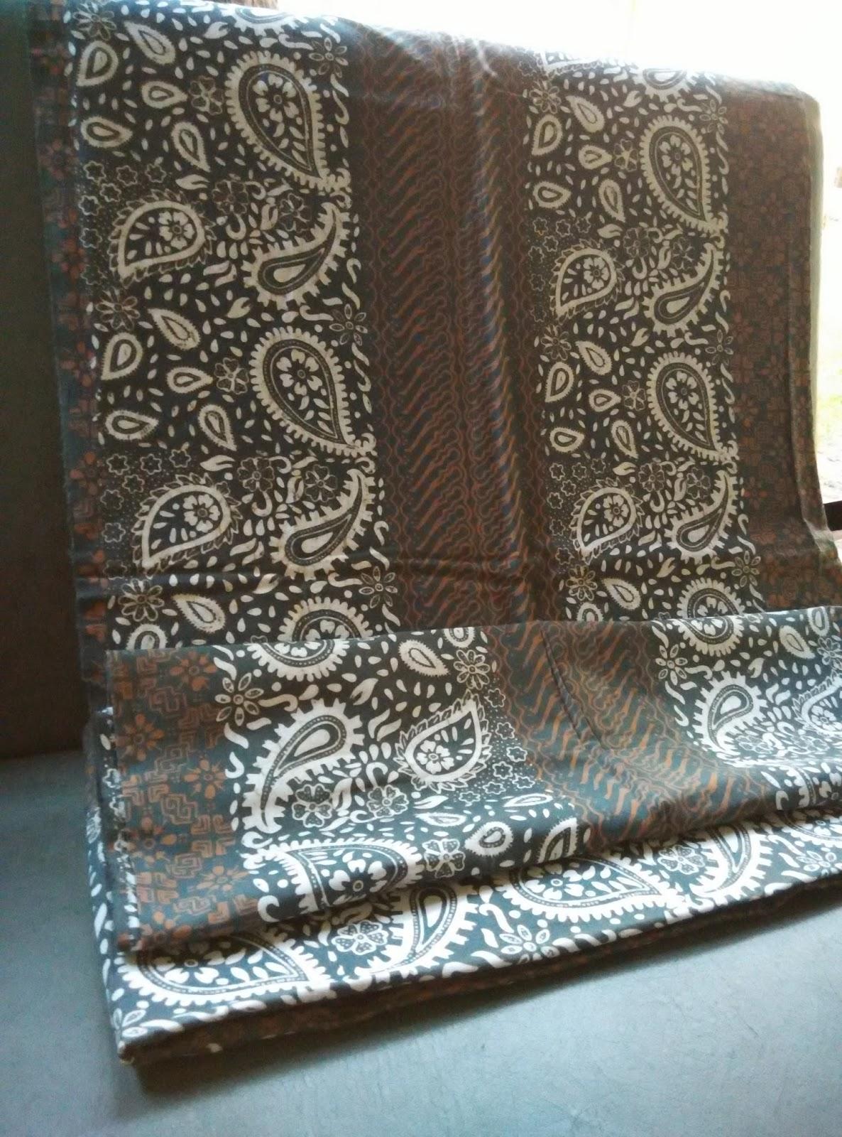 Jual Batik Warna Alam jual kain batik warna alam di Banda Aceh