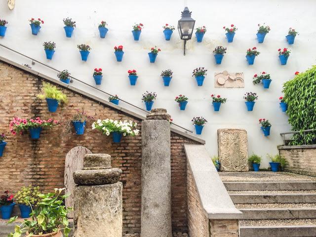 Juderia de Córdoba, na Andaluzia