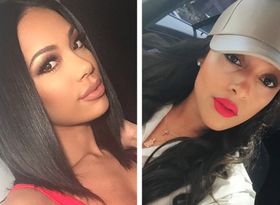 fc3bd344272c Erica Mena Firing Shots at Joie Chavis  This week rapper Bow Wow s ...