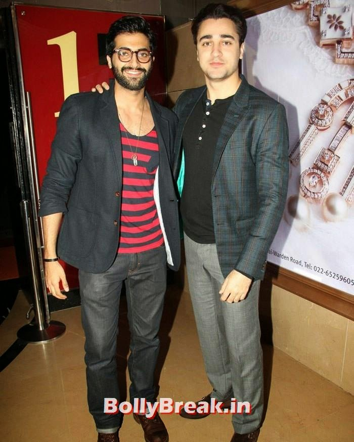 Akshay Oberoi, Imran Khan, Dipannita Sharma, Parvathy Omanakuttan Pizza Movie Screening Pics