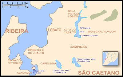 BLOG LUGARES DE MEMÓRIA - Matéria Ribeira - Foto André Koehne - licença CC BY-SA 3.0, Wikimedia Commons