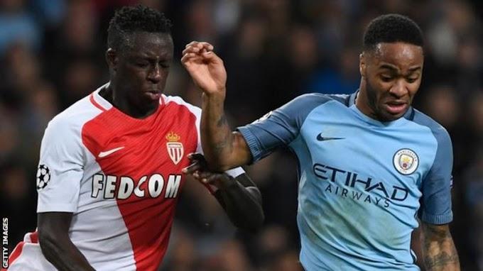 Benjamin Mendy: Man City agree £52m deal for Monaco left-back