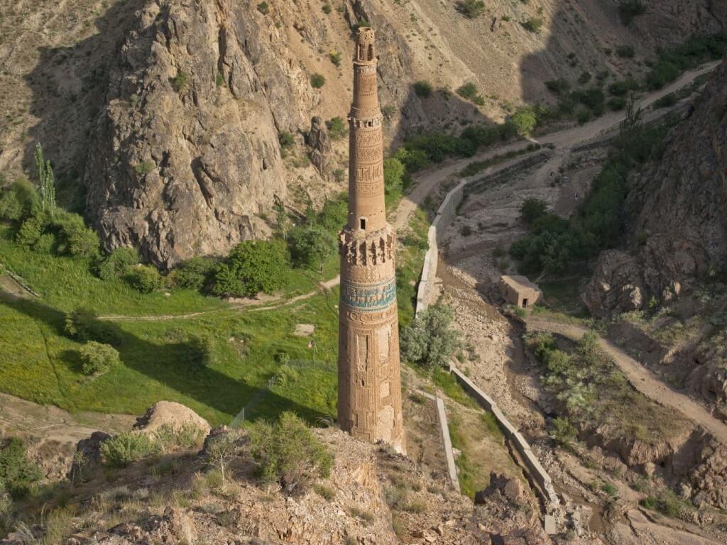 Minaret Of Jam Mystery