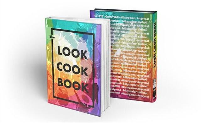 Buku Resep Masakan Universal Tanpa Kata-kata