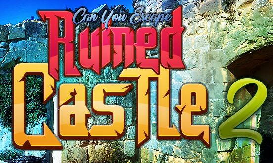 5NGames Can You Escape Ruined Castle 2 Walkthrough
