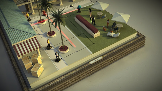Hitman Go Definitive Edition Download Photo