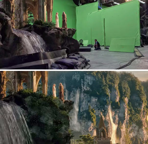 Dibalik Layar Pembuatan Film-Film Hollywood Yang Mengagumkan