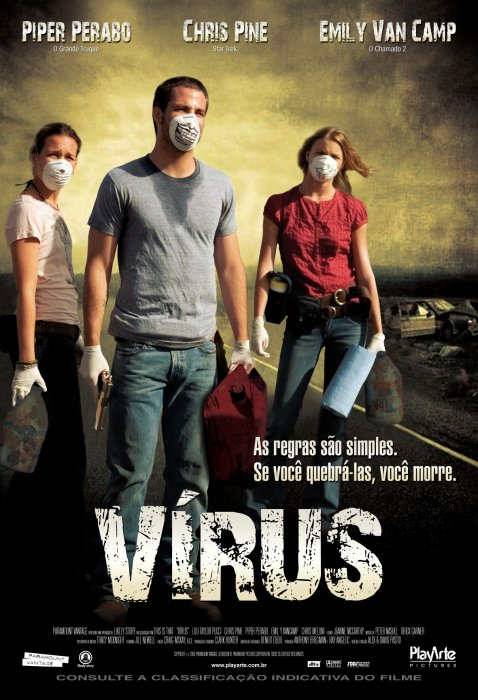 Vírus Dublado