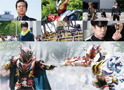 Kamen Rider Build the Movie: Be the One Sub Indo