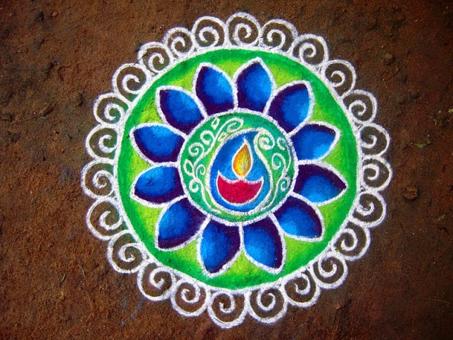 15+ Simple Rangoli Designs Images Free Download