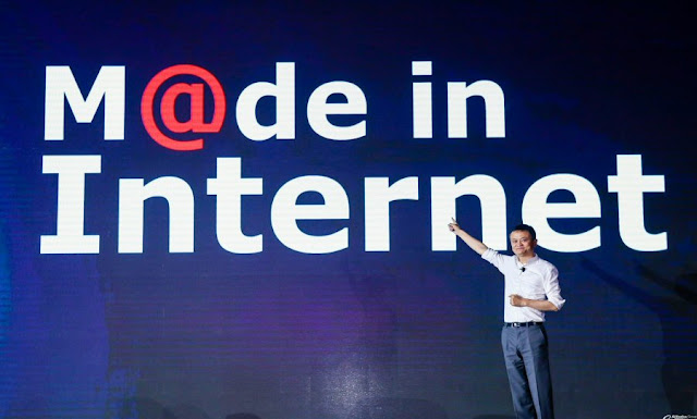 Alibaba: Made in Internet?
