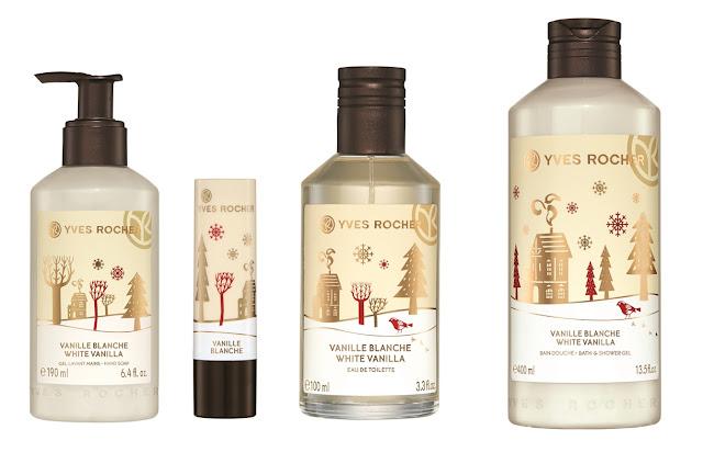 yves rocher white vanilla