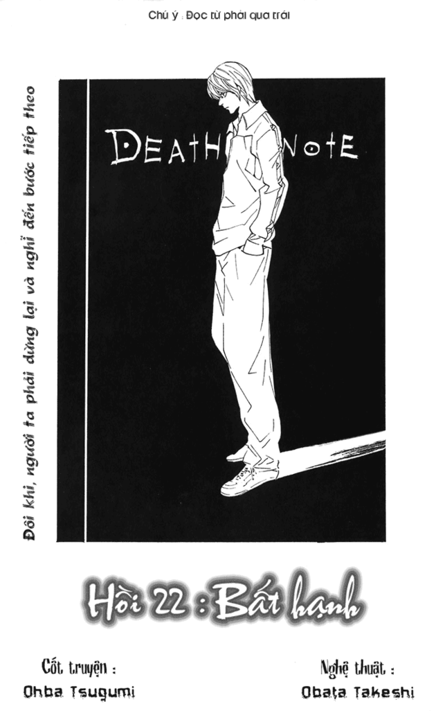Death Note chapter 022 trang 2