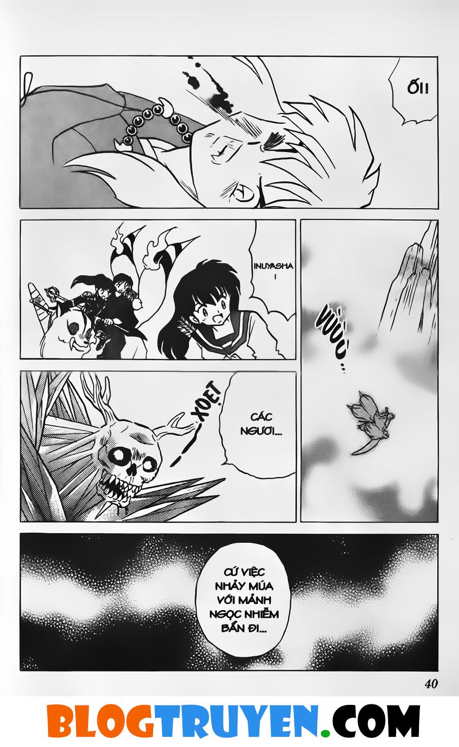 Inuyasha vol 33.2 trang 19