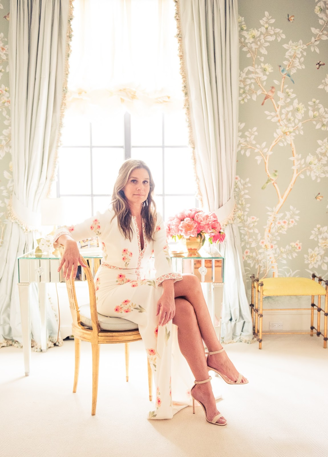 Daily Cup Of Couture Aerin Lauder X The Coveteur