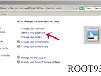 Menonaktifkan User Login Windows 7