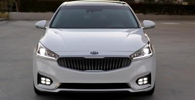 2020 Kia Cadenza Modifications, date de sortie et prix
