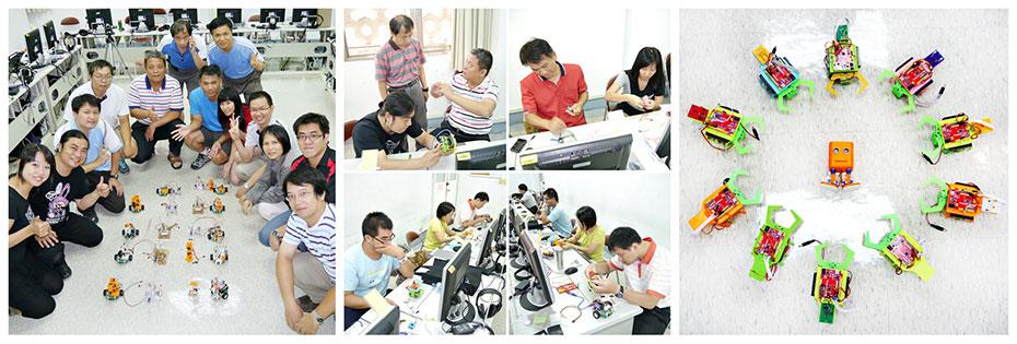 阿杰老師&小璇子-3D列印與3D掃描 課程花絮列表-公民營
