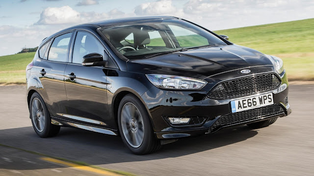 Ford Focus ST-Line 1.5T Ecoboost 150 (2016) review