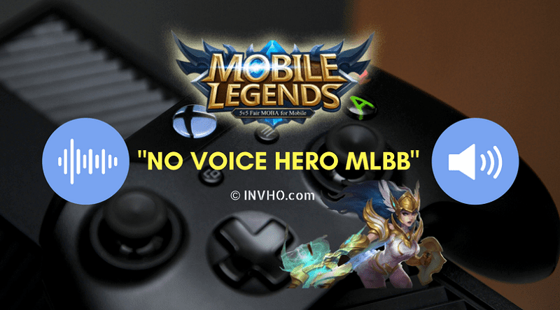 Suara Hero Mobile Legends Hilang