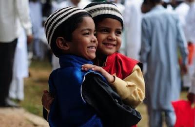 Eid Al-Fitr Celebrated