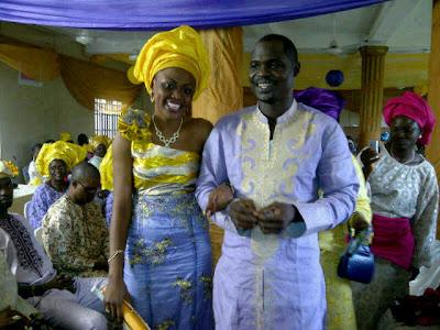 baba ijesha white wedding