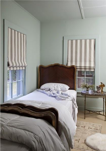 Interior designer Michelle Smith's weekend cottage in Sag Harbor, New York.