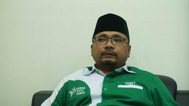 MUI Bantah Akan Laporkan Ketua GP Ansor ke Polisi
