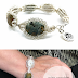 Wire Crochet (ISK) Gemstone Bracelet Tutorial | Comparison with True Wire Knitting