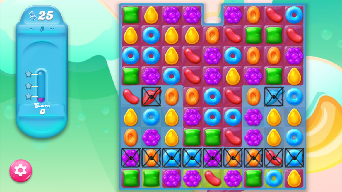 Candy Crush Jelly Saga 5