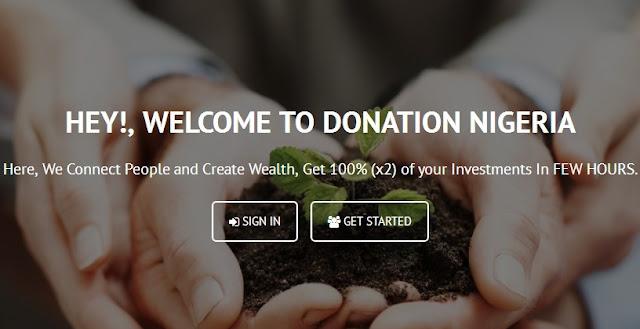 Donation Nigeria, donationngr.com