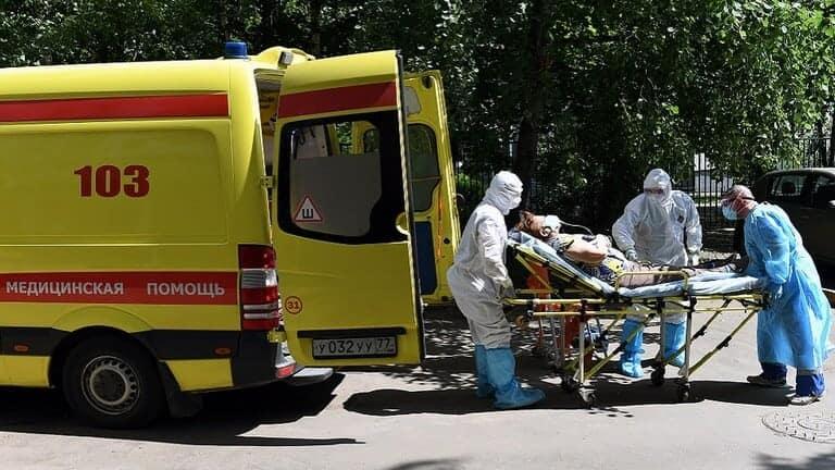 روسيا-تسجل-143-وفاة-و8246-إصابة-جديدة-بكورونا