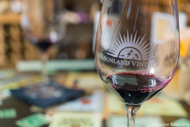 Sunland Vintage Winery Wine Conejo Valley