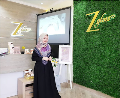 Soft Launching Clinic Z Glow di Grand Galaxy Bekasi