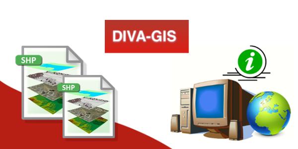 Diva gis an open free gis data portal geo analyst for Diva gis