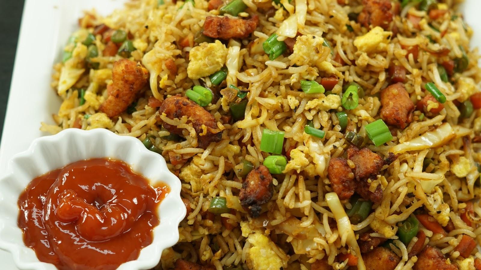 Chicken fried rice recipe steffis recipes chicken fried recipe recipe ccuart Gallery