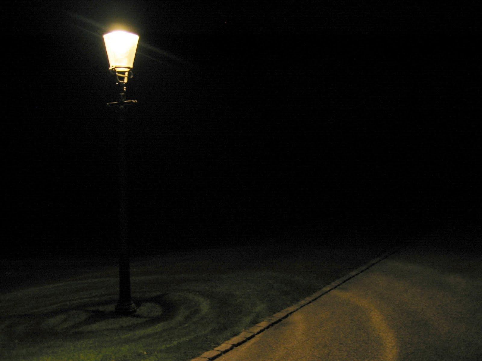 The Lantern Light: Lamppost