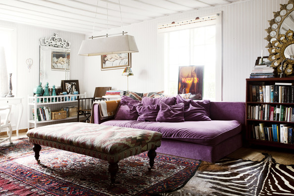 Ethnic Cottage Decor Living Rooms Rooms To Live In