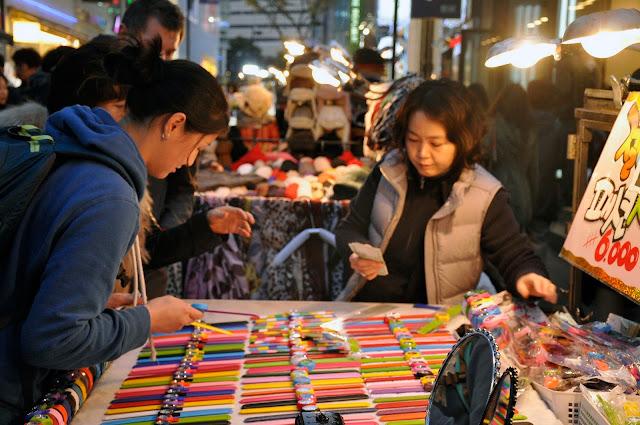 Mua sắm tại Hàn Quốc là một trong những trải nghiệm thú vị cho du khách