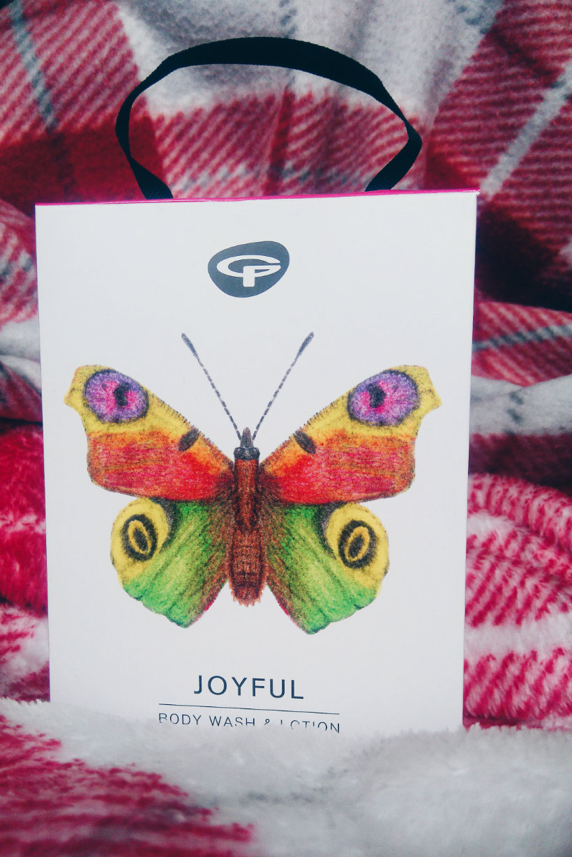 Green People Joyful Gift Set
