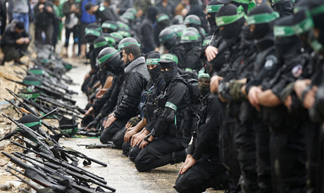 INAPPROPRIATE ISRAEL AFRAID , IT TURNED OUT TO BE AN ARMY BRIGADE REQUIREMENTS IZZUDDIN the Al Qassam