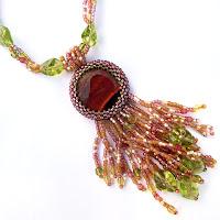 купить украшения в стиле бохо, бижутерия из бисера ручной работы украина