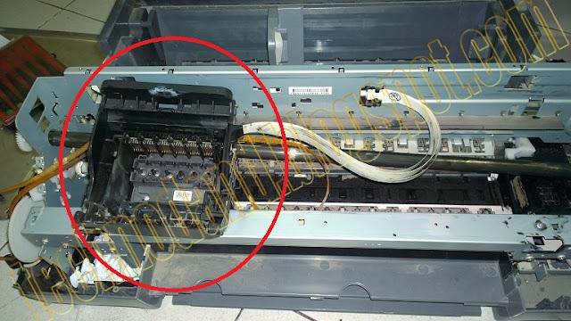 ter Epson 1390 General Error  PW sensor Error  tidak bisa Mode Photo