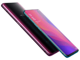 Oppo Find X launched in India with pop-up Cameras Market Price Rs 59,990 For Oppo Find X