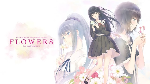 Flowers: Les Quatre Saisons is heading to Switch on November 28 in Japan