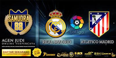 Prediksi Real Madrid vs Atletico Madrid 8 April 2017