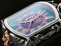 Strom Angelus Watch detail