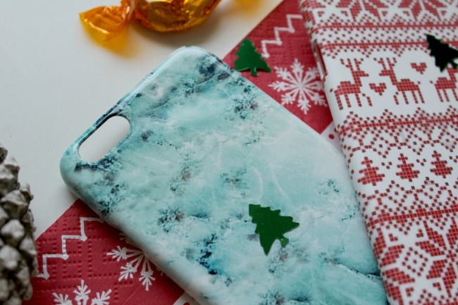 Festive phone cases from Caseapp. Nourish ME: www.nourishmeblog.co.uk