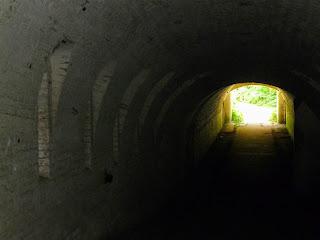Тараканов. Форт. Выход из тоннеля