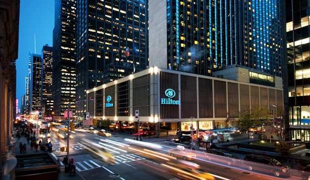 Hotel Hilton, New York